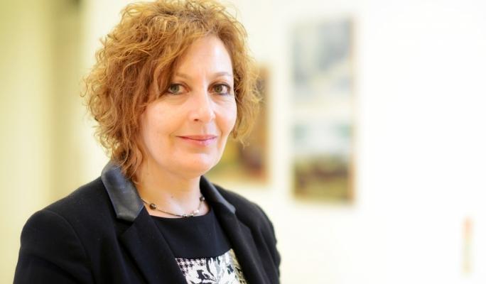 Health promotion director Charmaine Gauci • Photo by Ray Attard