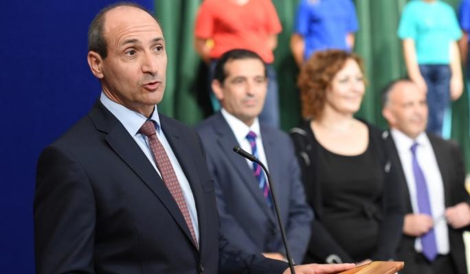 Parliamentary Health Secretary Chris Fearne • Photos by Ray Attard
