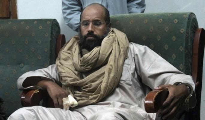 Gaddafi's son Saif freed by Libyan militia