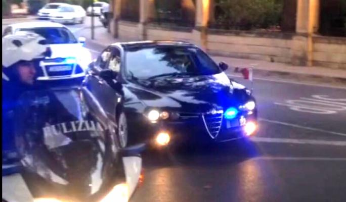 Prime Minister Joseph Muscat arrives at San Anton Palace to meet President Marie-Louise Coleiro Preca