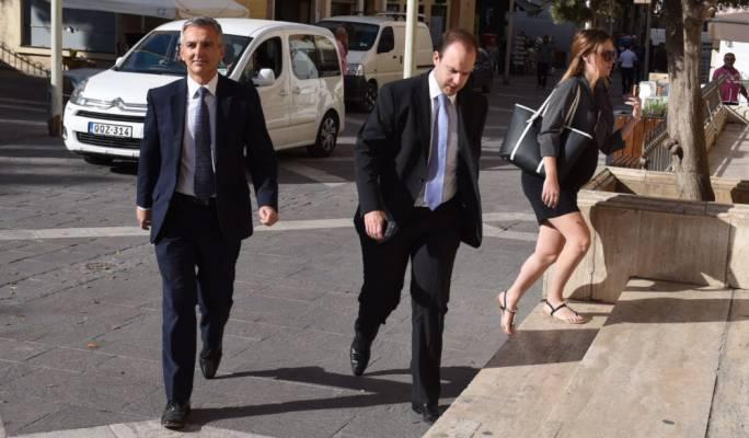 Opposition leader Simon Busuttil