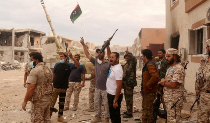 Islamic State ousted out of Libyan city of Sirte