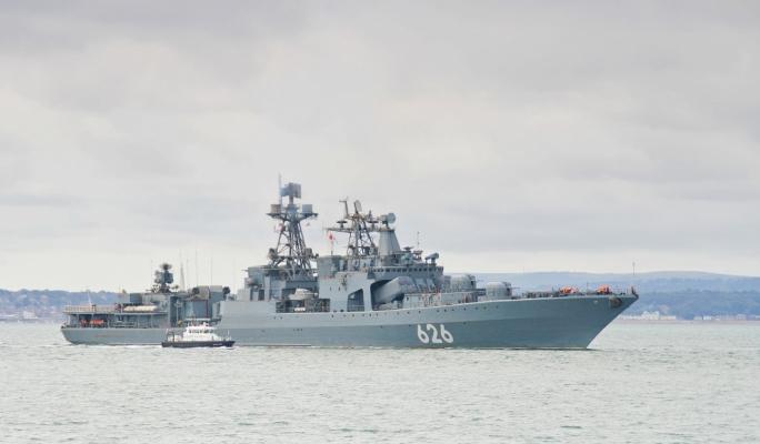The Vice Admiral Kulakov