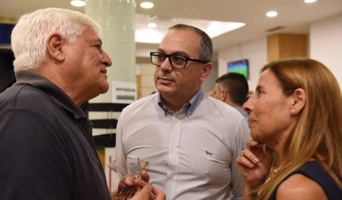 Leadership contender Alex Perici Calascione