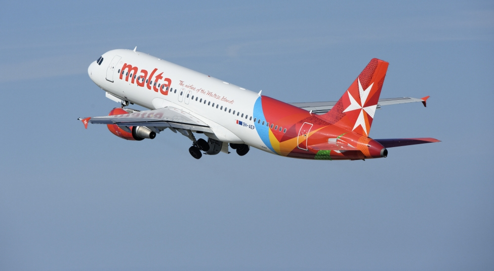 Air Malta flight forced to turn back as a security measure