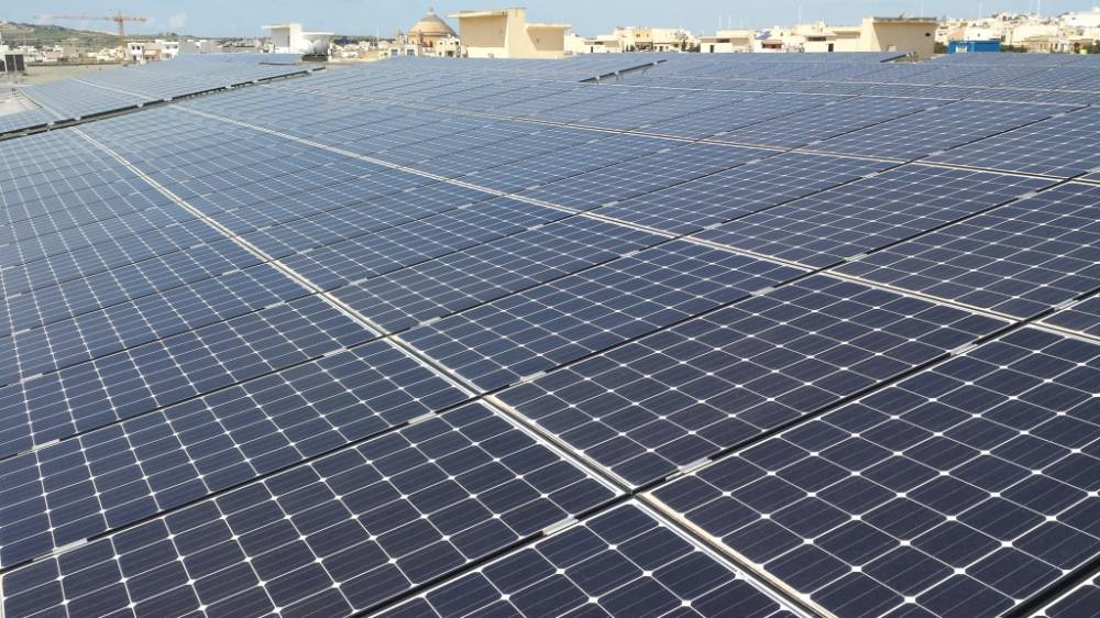 Population growth in Malta is thwarting 10% renewable energy target by 2020