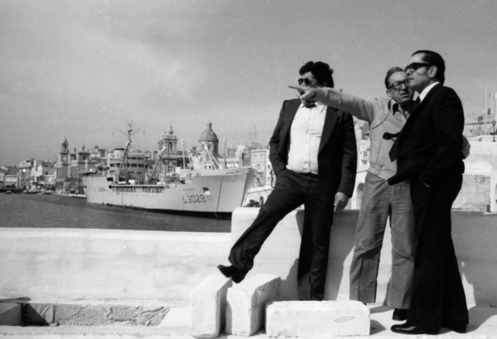 Sant memoirs: Mintoff's watery stew, cheap plonk, and his Gang of Four