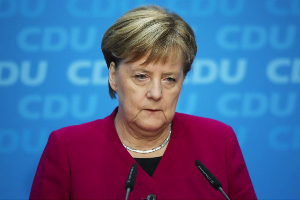 The long, painful end of Angela Merkel | Calamatta Cuschieri