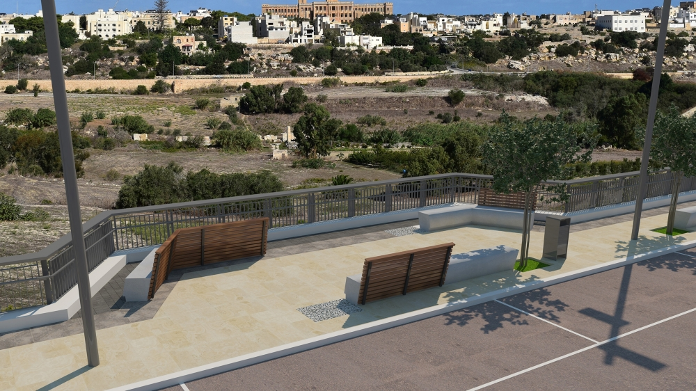 €4 million reconstruction of Rabat's Għeriexem Road starts