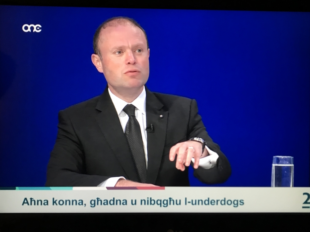 Those who sowed the wind will reap the storm in May election - Joseph Muscat