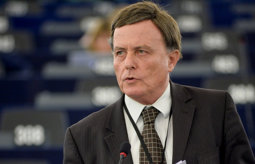Sant hits out at 'orchestrated effort' at damaging Malta inside the European Parliament