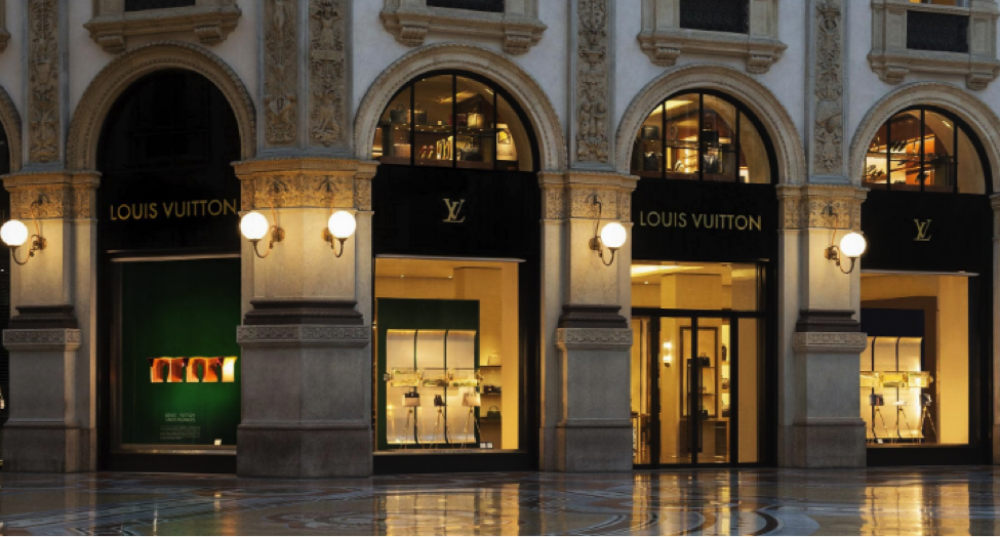 A strong quarter for luxury giant | Calamatta Cuschieri