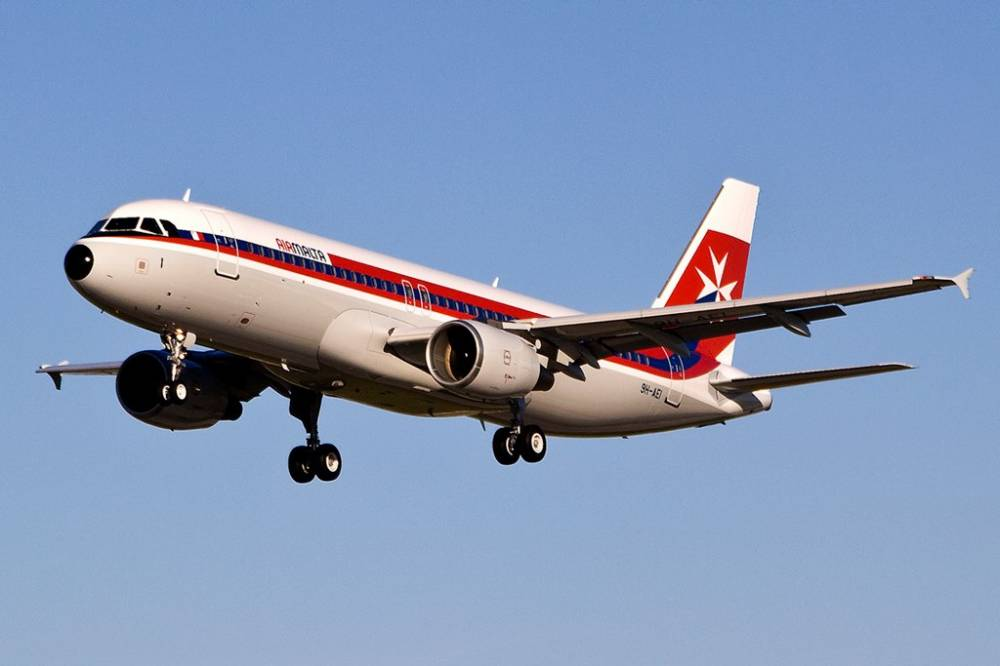 National airline Air Malta celebrates 45 years