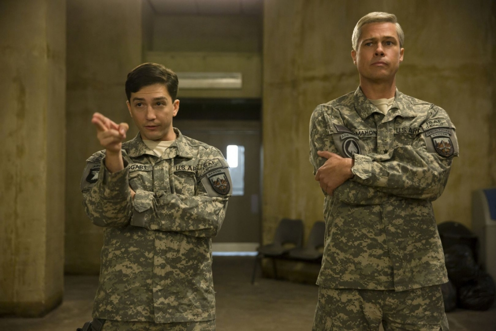 Film review | War Machine: Fighting the Stupid War