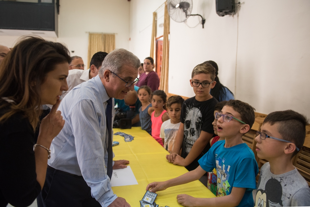 [WATCH] Over 12,000 children attending SkolaSajf this summer