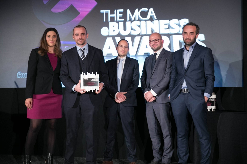 Altaro Software named Best Tech Startup in MCA eBusiness Awards 2017