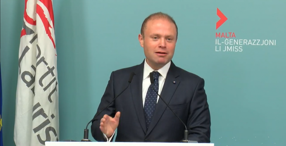 [WATCH] Muscat quashes rumours of early departure