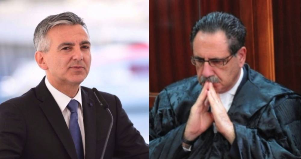 Court tells Simon Busuttil he cannot request judge's recusal in Panama Papers case