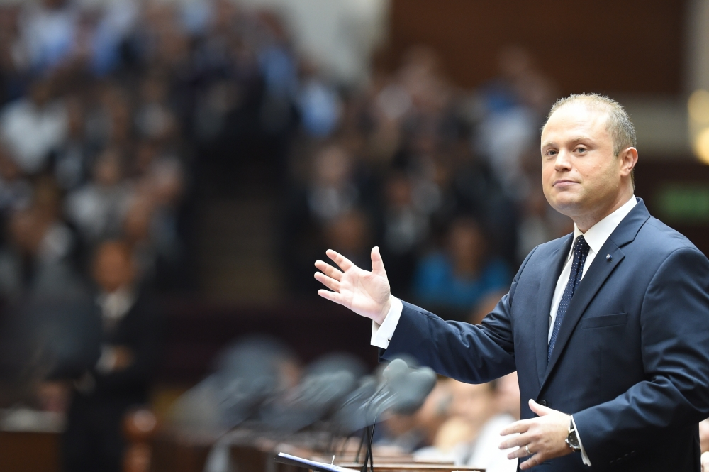 'Economic plan on track, more people finding work' - Muscat [live blog]