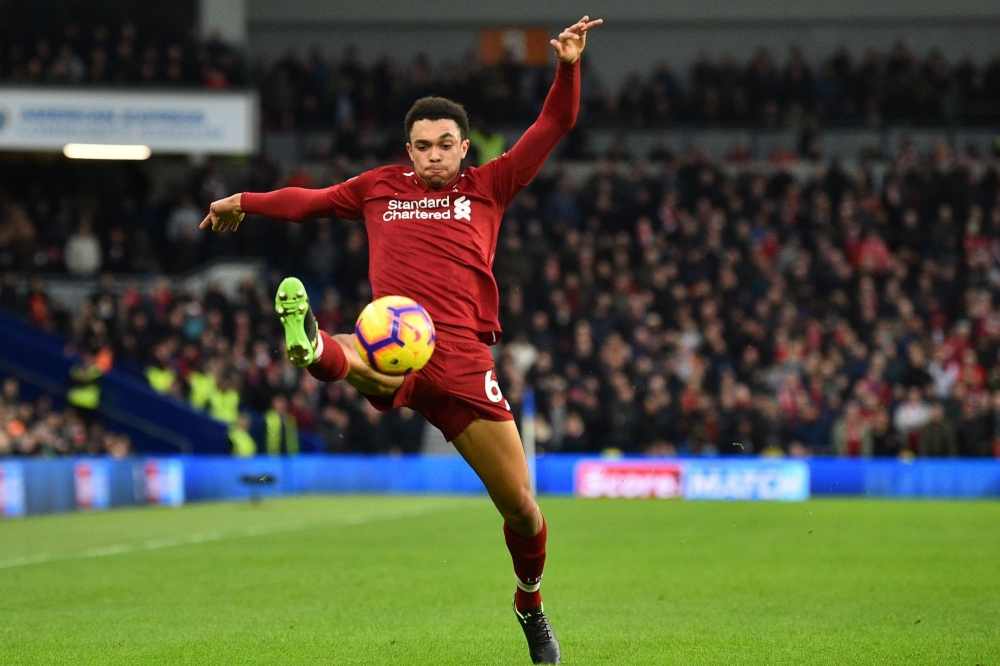 Trent Alexander-Arnold commits future to Liverpool with five-year contract