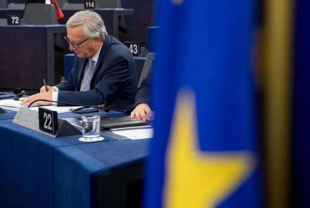 10 key takeaways from Juncker's State of the Union speech