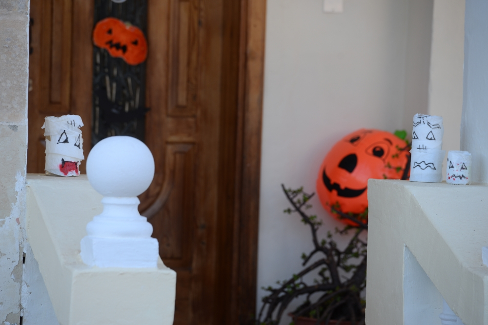 Malta embraces Halloween
