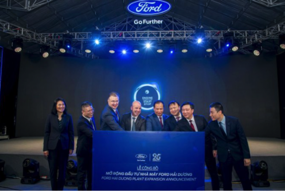 Ford investing $82 million to expand Vietnam plant | Calamatta Cuschieri