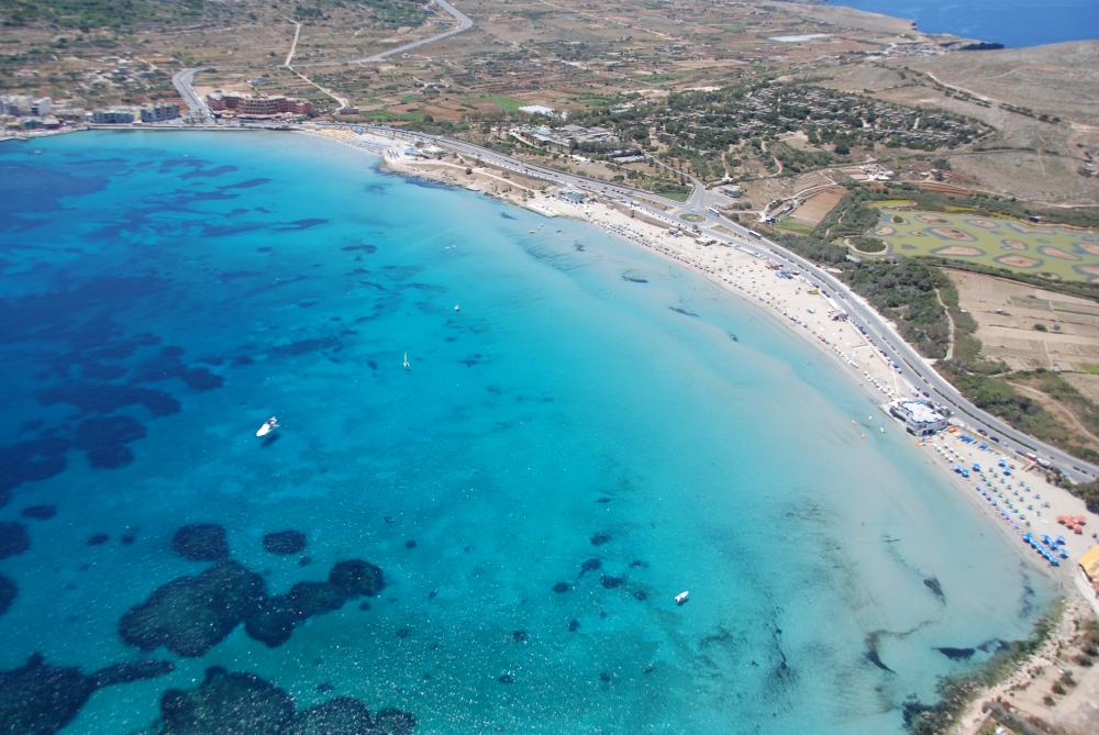 Maltese and Gozitan beaches get their Blue Flag for COVID compliance