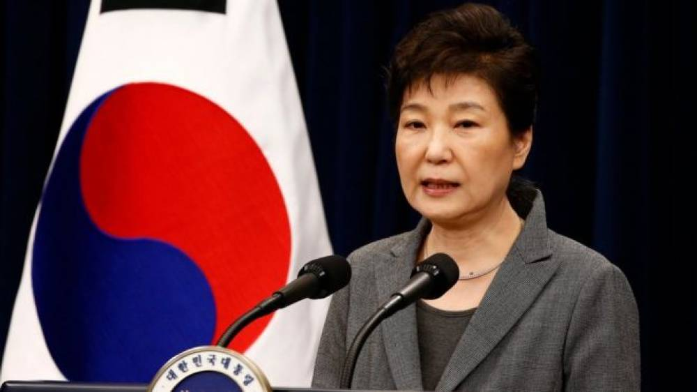 Former South Korean president Park Geun-hye guilty of abuse of power