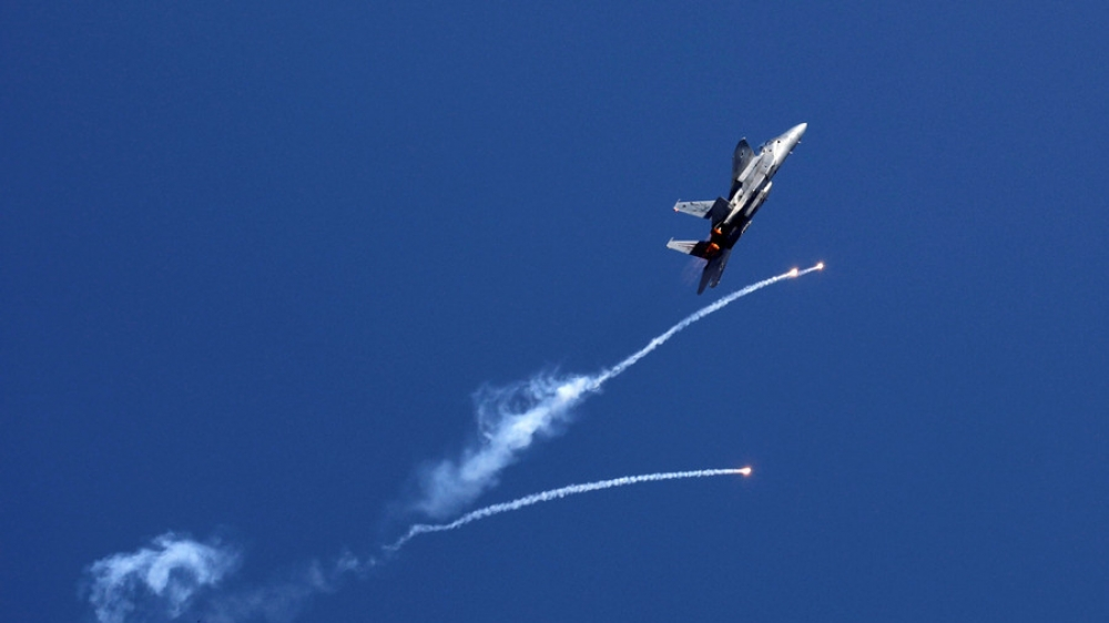 Israel strikes Gaza in retaliation
