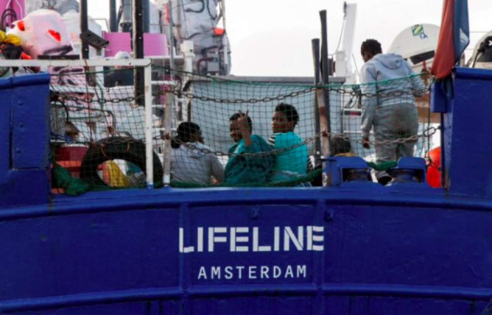 Lifeline files court appeal against €10,000 fine