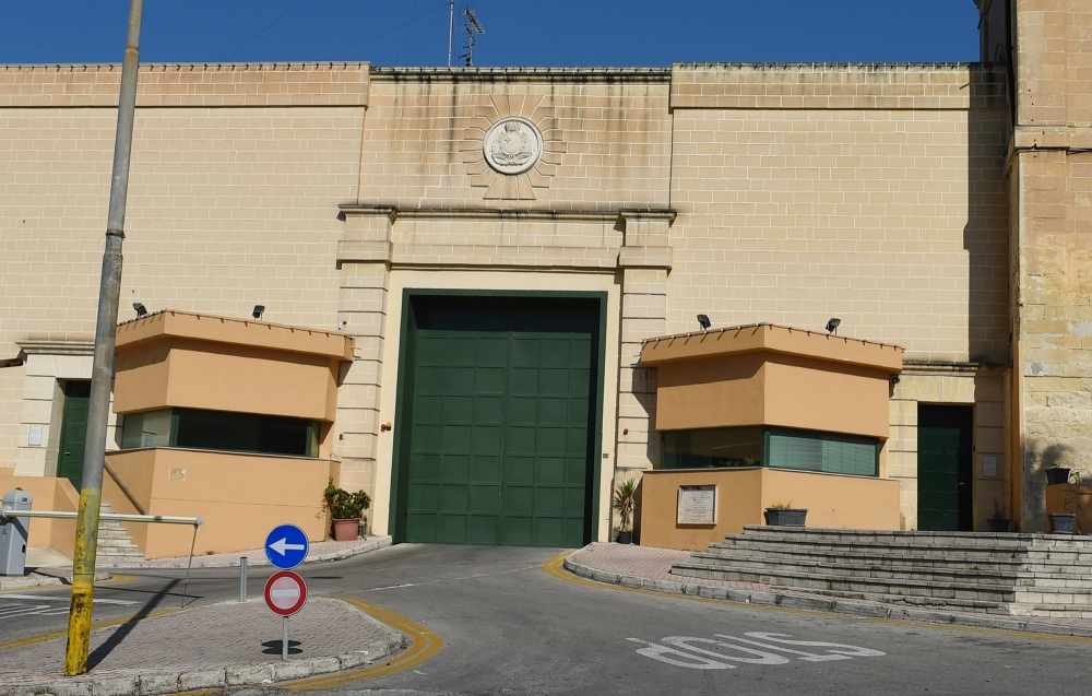 Corradino prison takes early Covid-19 steps to protect inmates
