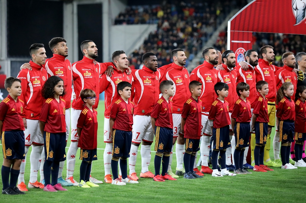 Malta suffer an embarrassing defeat at the hands of Spain