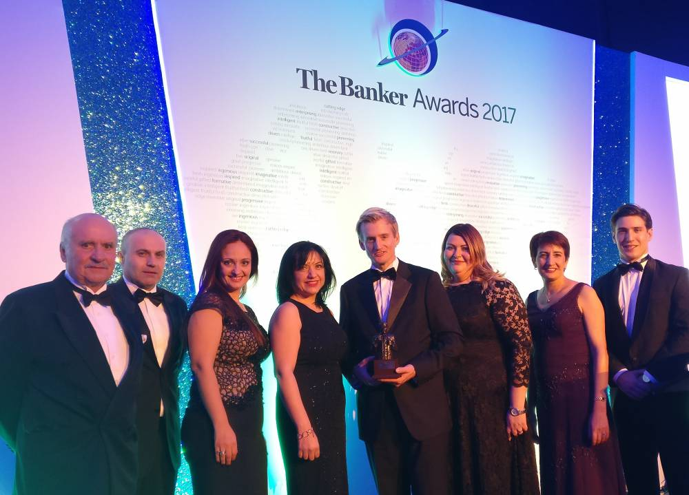 HSBC named Malta's Bank of the Year for 2017 for second year running