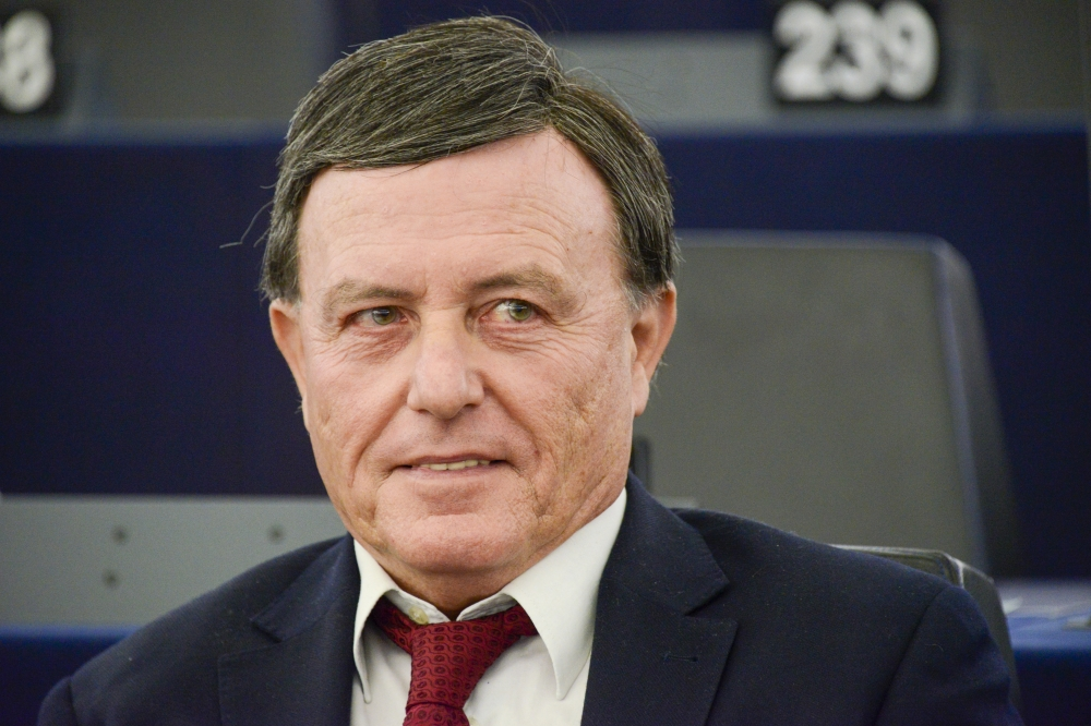 [WATCH] Sant still regrets not convincing nation on 'Partnership' instead of EU membership