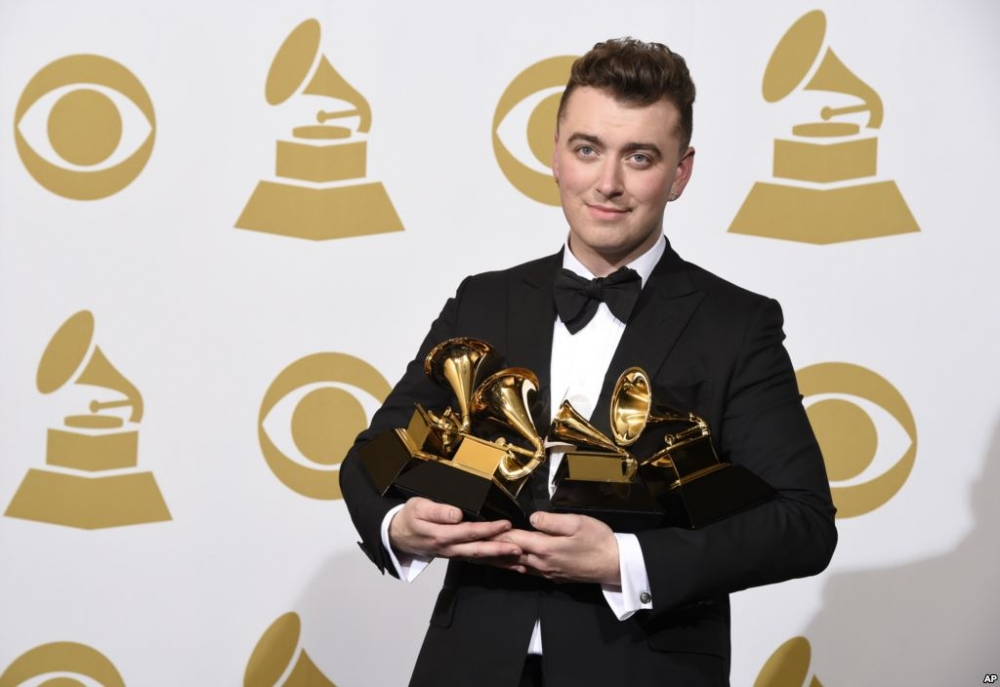 Sam Smith confirms he will be performing the next Bond song