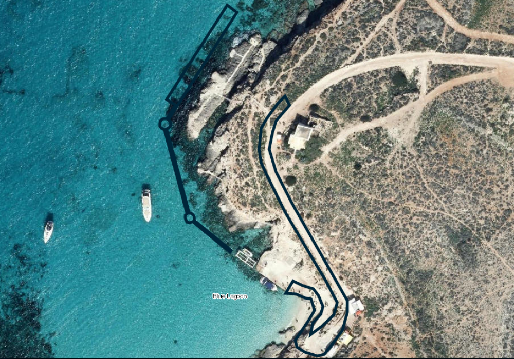 Comino pier will destroy iconic Blue Lagoon, watchdogs warn