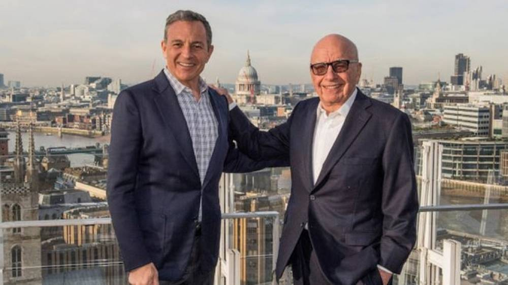 [WATCH] Disney to buy 21st Century Fox for $52.4bn