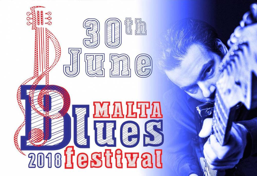Malta Blues Festival 2018 officially launched