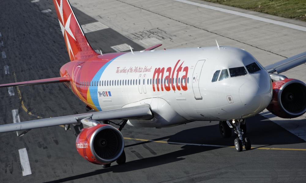 Air Malta assists passengers whose flight was delayed