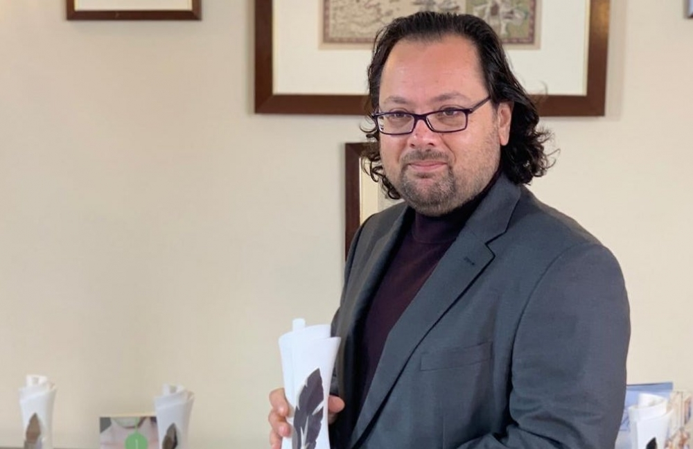 Aleks Farrugia disqualified by EU Literature Prize over SKS's 'Labour' affiliation