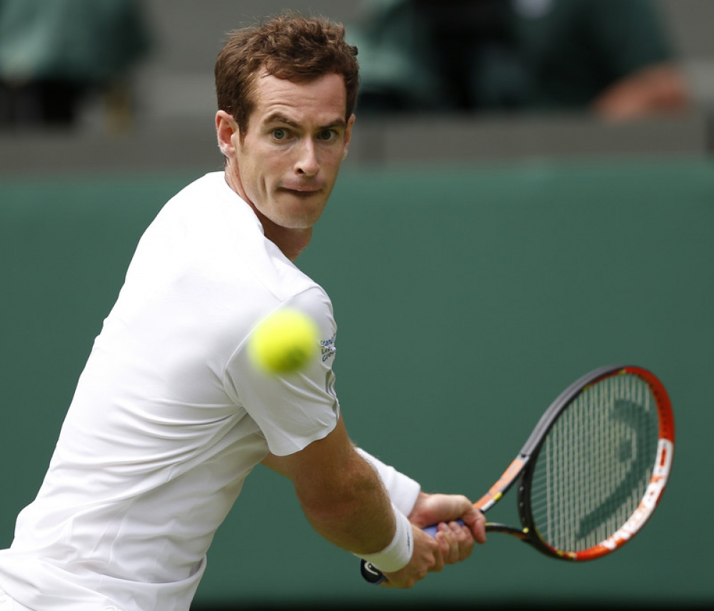 Djokovic, Murray make winning starts at Wimbledon