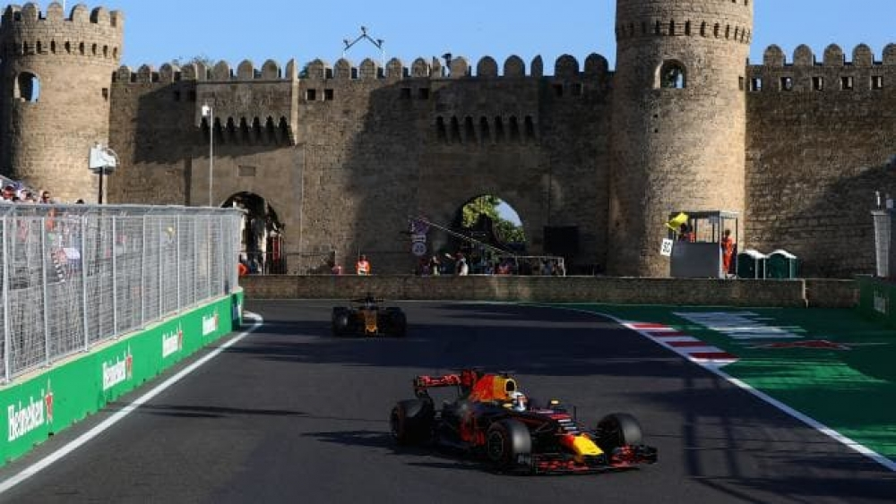 New Formula 1 deal for Azerbaijan Grand Prix