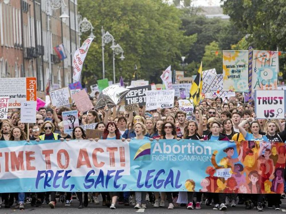 Ireland's government approves abortion referendum bill