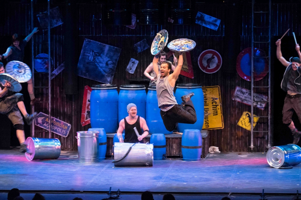 'Rhythm is a universal language' | Stomp!