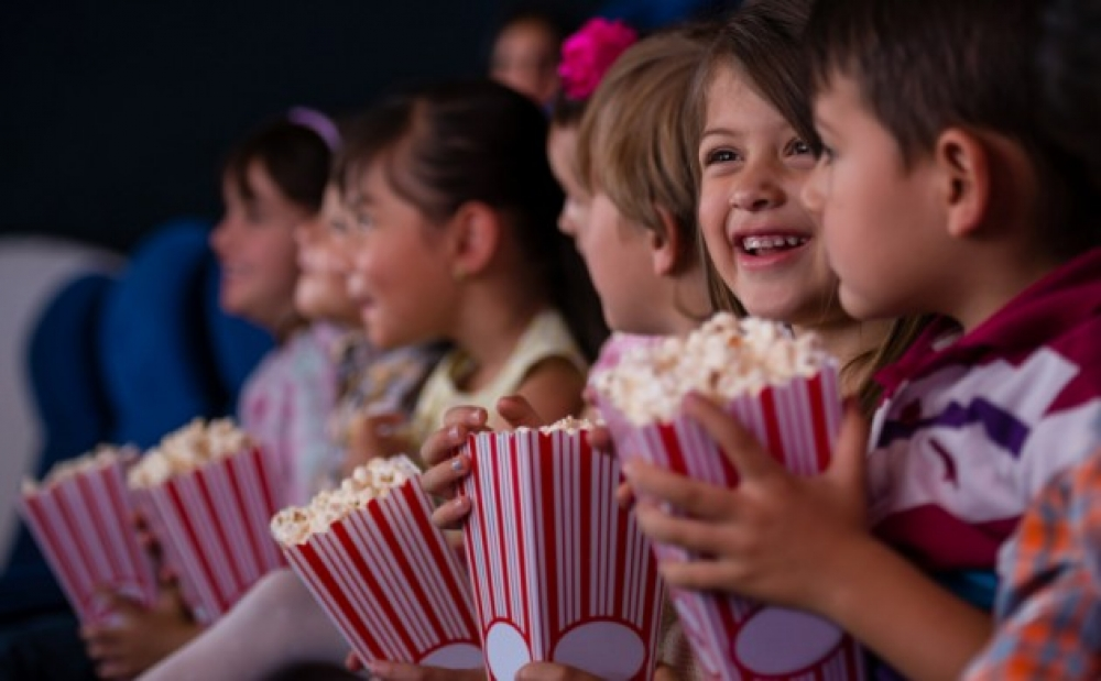 Attention all parents: Children Cinema Day on the horizon