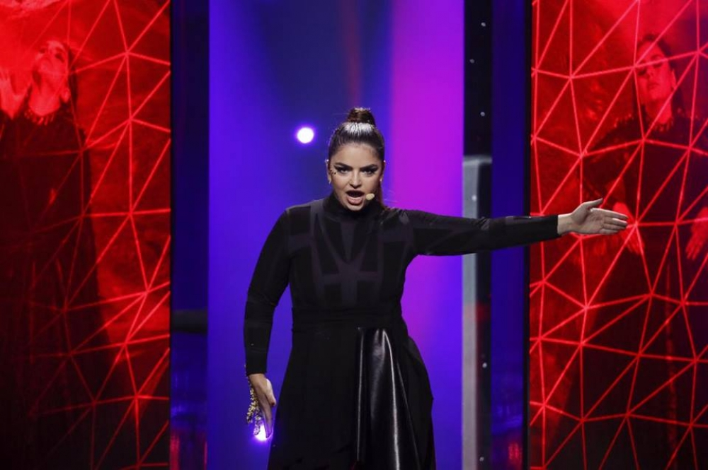 Eurovision's no 'Taboo' when it comes to health