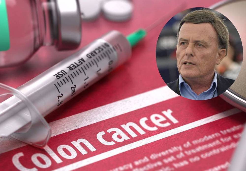 Cancer survivor Alfred Sant calls for affordable colorectal screening across EU