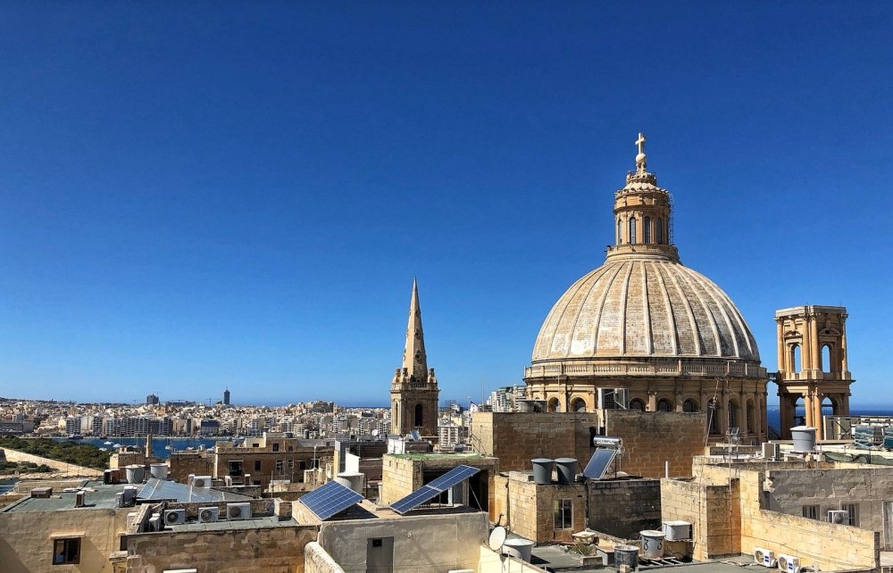 Gentrification and creating green spaces for Valletta on Climathon agenda