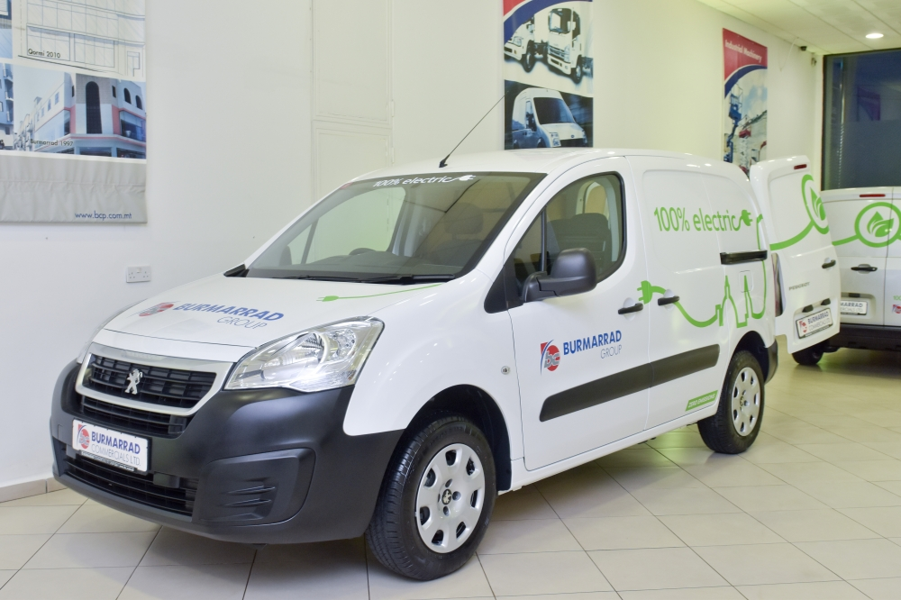 Burmarrad Group introduces a fleet of 9 fully electric vehicles to its operations